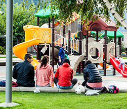 Enhancing the Value of Public Spaces: Creating Healthy Communities